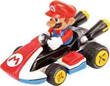 Mario Kart 8 Mario Pull and Speed 1:43 Scale Kart Racer Nintendo  - OFFICIAL