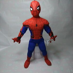 "2017 Marvel Spider-Man Homecoming Webwing & Sling Spidey 15"" Talks And Lights👀"