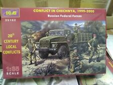 ICM RUSSIAN FEDERAL FORCES MODEL KIT #35162 NEW IN BOX SEALED