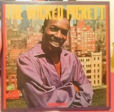 RARE RHINO ATLANTIC REPLICA CARD COVER WILSON PICKETT THE WICKED PICKETT 1966 MO