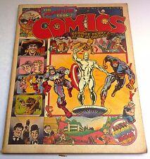 The Penguin Book Of Comics - George Perry & Alan Aldridge - revised edition 1971