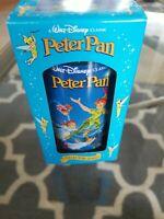 Peter Pan Burger King Collector Glass Disney 1994