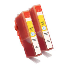 2 Yellow 564 564XL Y 564Y INK LEVEL + HIGH YIELD Ink Cartridge for HP Printer