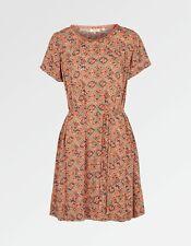 Fat Face - Women's - Hatty Jewel Geo Dress - Pink - Size 6 - BNWT