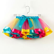 b3f0210e8c23a Rainbow Tutu in Skirts 2-16 Years for Girls for sale | eBay