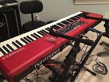 New listing Nord Piano 4 88-key Hammer-Action keyboard Piano Triple Pedal New Condition
