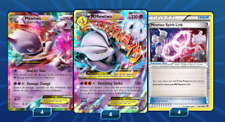 M Mega Mewtwo X EX Playset for Pokemon TCG Online (DIGITAL ptcgo in Game Card)