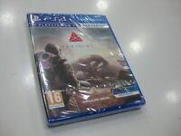 Farpoint Impulse Zahnrad PS4 Versiegelt Neu IN Spanisch