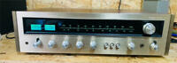 Onkyo Integra R-266 Solid State FM AM Stereo Amplifier Receiver AC100V