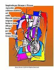 Inspirado Por Braque y Picasso Aprender Cubismo Analítico Art Estilo Libro de...