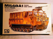 M548A1 Tracked Cargo Carrier 1/35th Scale Plastic Model Kit AFV Club AF3503
