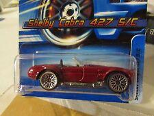 Hot Wheels Shelby Cobra 427 S/C #160