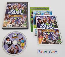 Les Sims 3 : Ambitions Disque Additionnel - PC / MAC