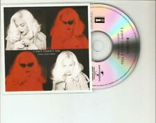 "MADONNA ""I DON'T SEARCH I FIND"" NEW 4 REMIX UNIVERSAL CD PROMO"