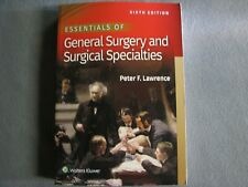 Essentials of General Surgery and Surgical Specialties, Paperback by Lawrence...