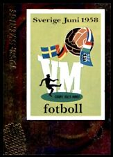 Panini World Cup 2002 Card - 1958: Sweden No. 9