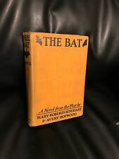 The Bat  1926 Book Bob Kanes Batman Detective Comics 27 Inspiration Dark Knight