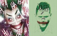 KILLER SMILE JOKER 1 Sorrentino Main  Andrews Var Set DC NM+ 10/30/2019 PREorder