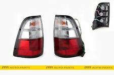 HOLDEN RODEO TF  97-03 TAIL LIGHT WITH HARNESS & GLOBES-  PAIR (LH + RH)