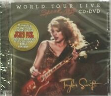 TAYLOR SWIFT: SPEAK NOW, WORLD TOUR - LIVE CD DVD