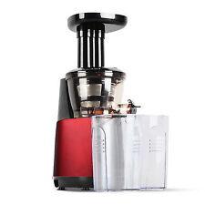 5 Star Chef SJB1505RD Cold Press Slow Juicer