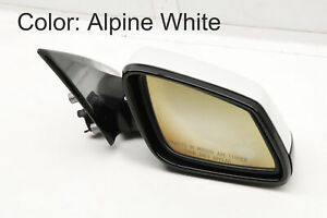BMW 550I GT F07 - Right SIDE VIEW DOOR Mirror