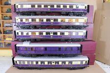 More details for j&m models gauge spur 1 rake of 5 dr rheingold mitropa coach koln boxed nt