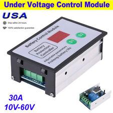 10V-60V 30A Under Voltage Battery Control Module Over-discharge Protection Safe