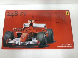 FUJIMI 1/20 Model Kit Ferrari 248 F1