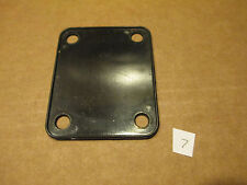 JACKSON NECK PLATE GASKET for GUITAR or BASS - 1990's - #7