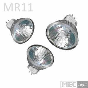 MR11/GU4 Halogen Strahler / Spot NV 12V - 20W / 35W (Reflektorlampe,35mm)