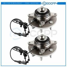 (2) Front Wheel Hub Bearing For Ford Expedition Lincoln Navigator 2003-2006 4WD
