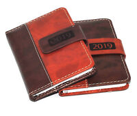 2019 Pocket Personal Midi Organiser Week To View Diary With Address Book