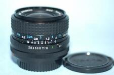 Canon Tokina RMC 28mm f2.8 FD manual focus lens for AE1 A1 F1 etc. - Nice Ex++!!