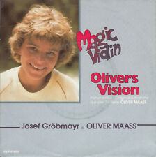 JOSEF GRÖBMAYR (Oliver Maass) Magic Violin / Olivers Vision * TOP SINGLE (M-:))