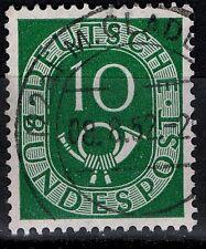 BRD Posthorn Mi. - Nr. 128 mit Vollstempel M.GLADBACH