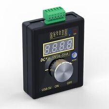 Digital Portable 0-10V Voltage-Signal-Generator Electronic Measuring-Instruments