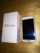 Samsung  Galaxy S III Neo GT-I9301I - 16GB - weiss(Ohne Simlock) Smartphone