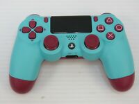 Sony PlayStation Dualshock 4 Wireless Controller for PS4 - Berry Blue (OPN)