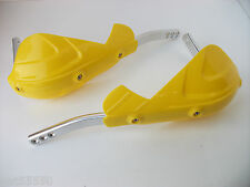 Alloy Motorcycle Enduro Motocross Hand Guard Yellow Rm Rmz Rmx Dr Drz Djebel Ts