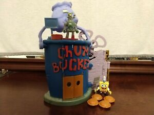 Nickelodeon Fisher-Price Imaginext Krusty Krab Playset w/ Accessories & Figures