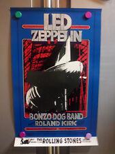 Led ZePpeLin Bg 199-2 WinterLand RandY Tuten BiLl Graham FiLlmore PoSter