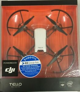 New DJI Tello Drone TLW004 QuadCopter 720p HD Transmission - BRAND NEW