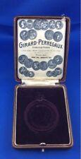 GIRARD PERREGAUX BOX POCKET VINTAGE WATCH
