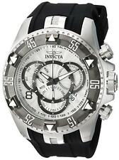 24272 iNVICTA Mens Excursion Quartz Multifunction Silver Dial Watch