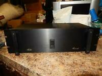 Audire Crescendo Power Amplifier / Amp - Working As Is, Read Details