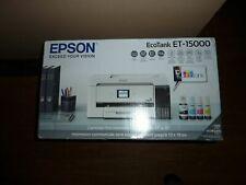 🆕 Epson EcoTank ET-15000 All-In-One Wireless Inkjet Printer-Ships Today