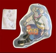 BIKER MICE FROM MARS Cake Pan COMPLETE! from Wilton #2711 - NEW