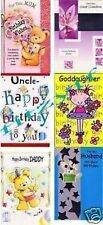 Family Birthday Card images & Pictures Art & Craft CD