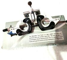 Trial Frame Ophthalmology & Optometry Free Shipping